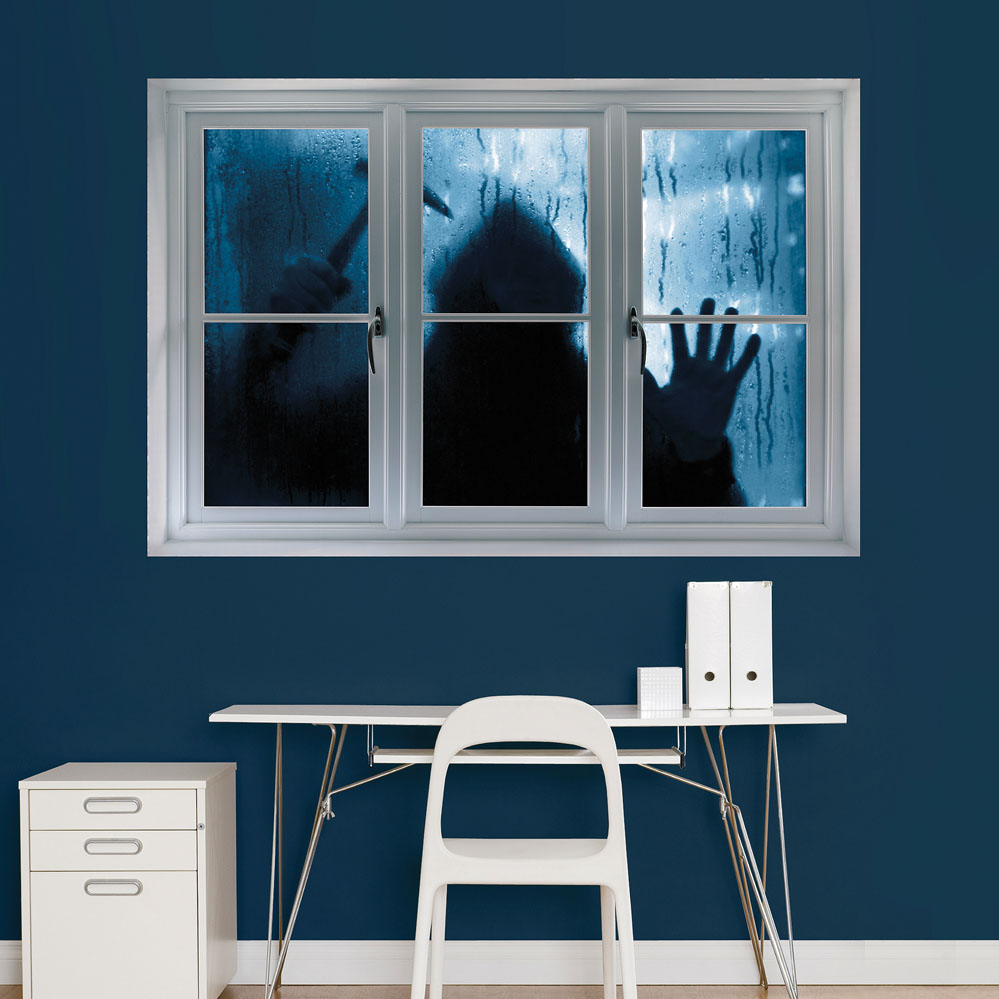 Prowler: Instant Window REALBIG Wall Decal