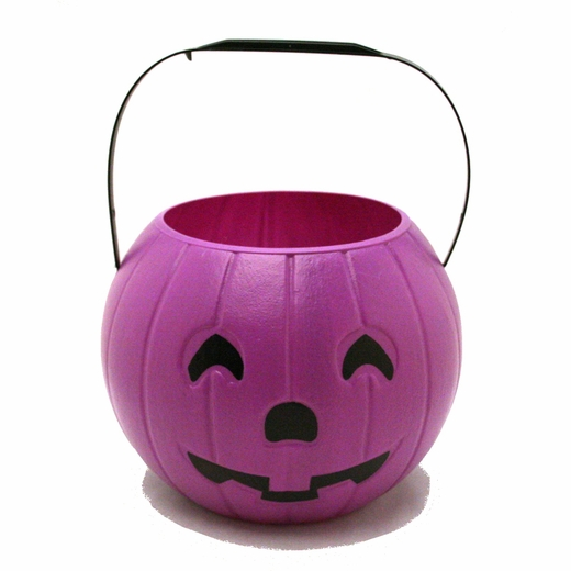 Purple Pumpkin Pail