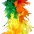 "Chandelle 72"" Feather Boa Rainbow (6', 60 grams)"