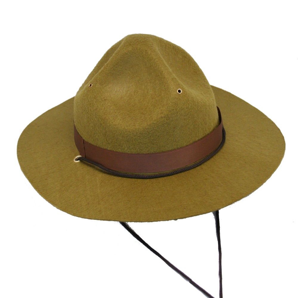 Mountie or Forest Park Ranger Hat 49b7f0e7461
