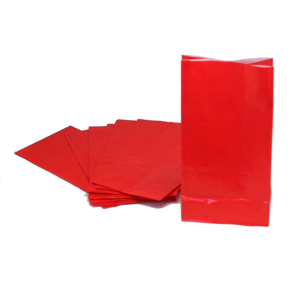 Red Paper Treat Bags 1 Jpg