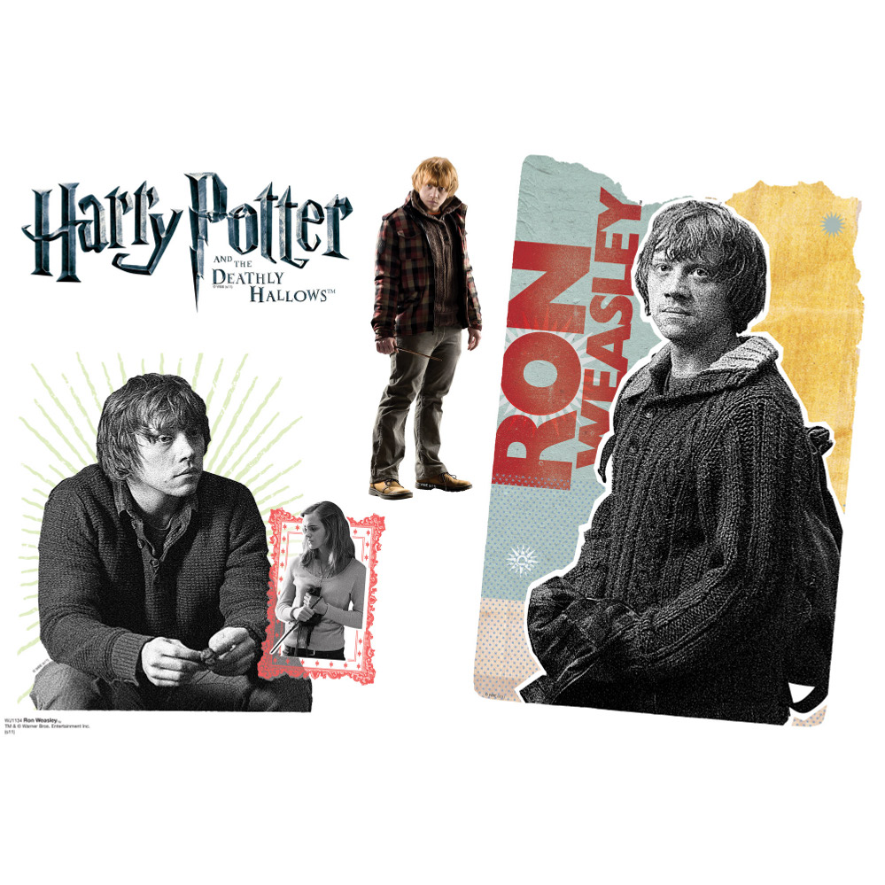 Ron Weasley - Harry Potter 7 Wall Decor