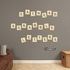 Scrabble Letters Collection REALBIG Wall Decal