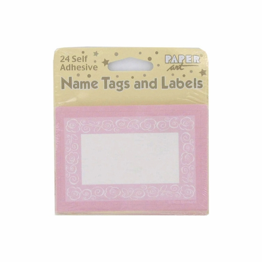 Self-Adhesive Tags And Labels