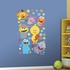 Sesame Street Baby Collection REALBIG Wall Decal
