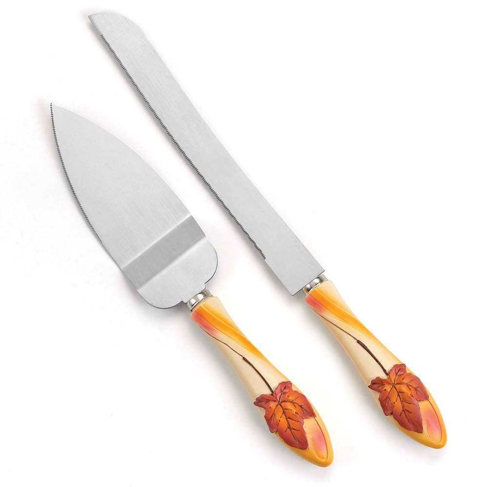 Simply Autumn Serving Set