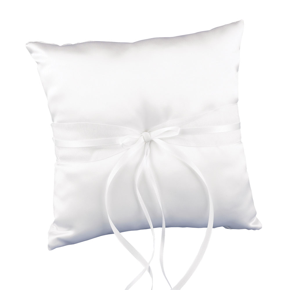 Simply Sweet Ring Pillow