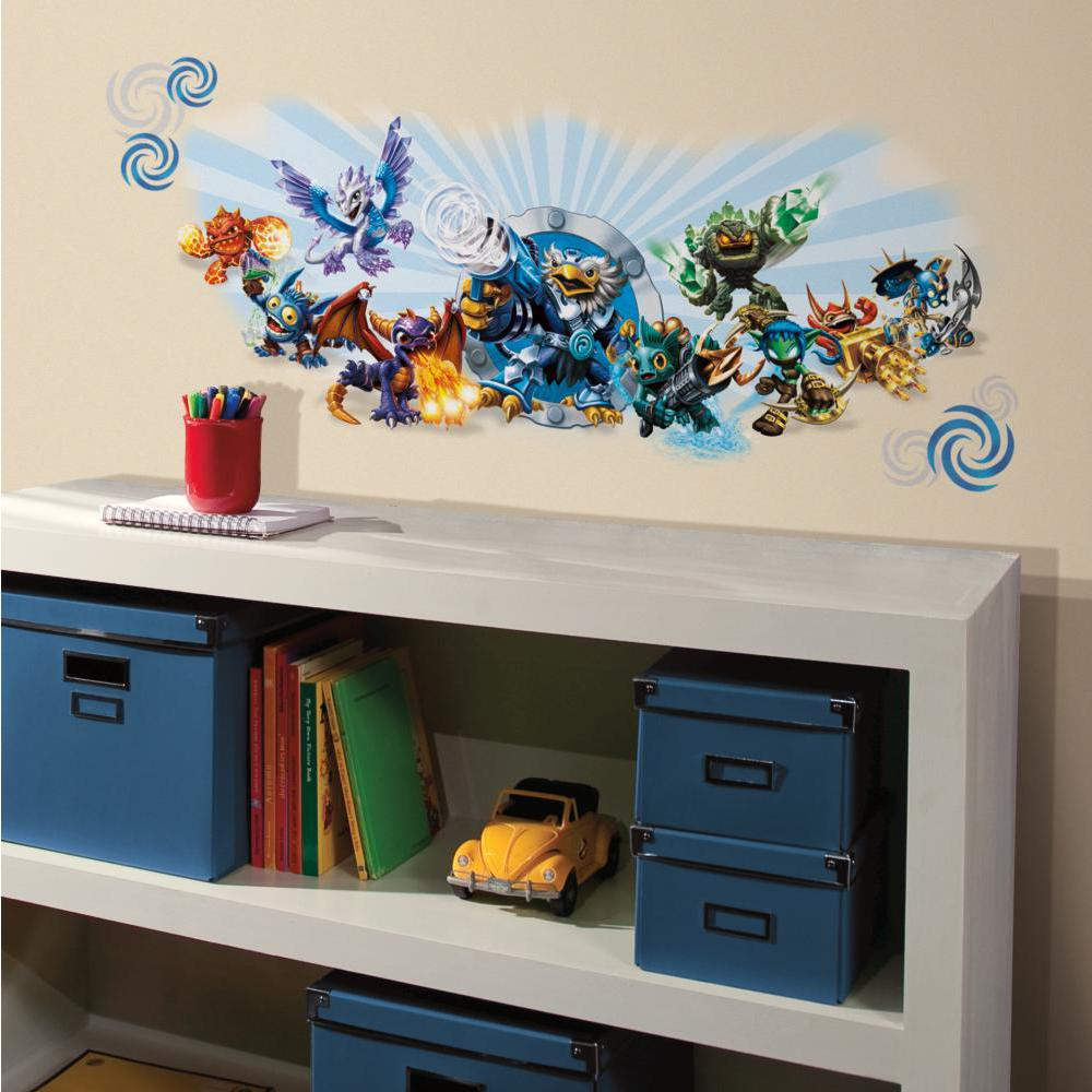 Skylanders Classic Wall Graphic Decal
