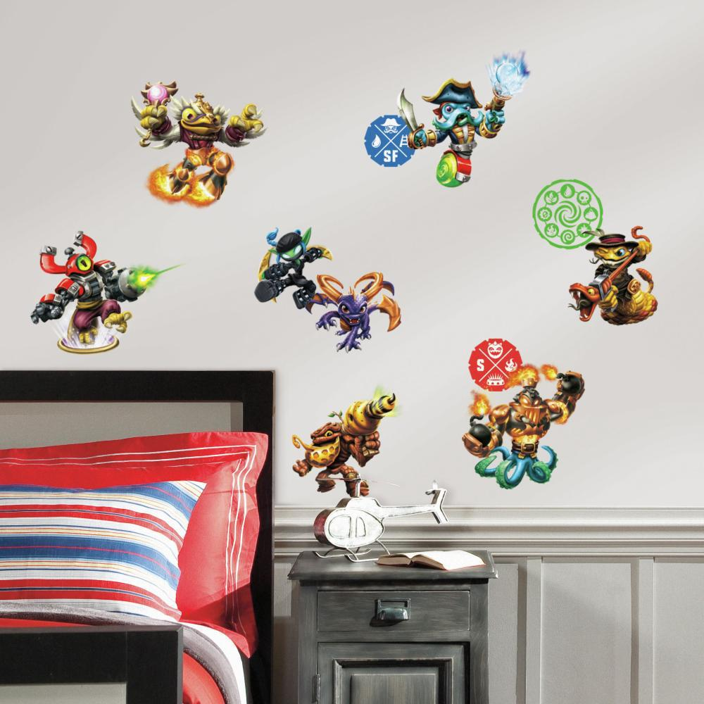Skylanders SWAP Force Decal