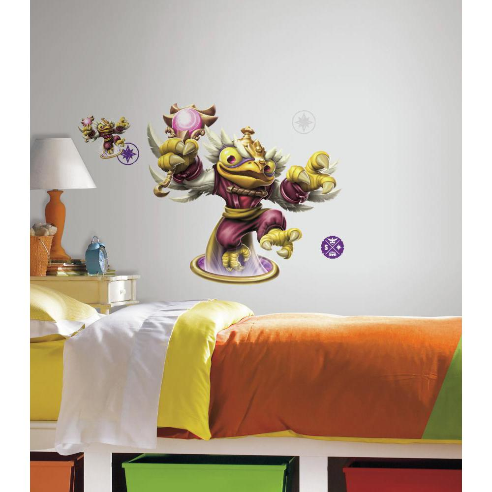 Skylanders SWAP Force Hoot Loop Giant Decal
