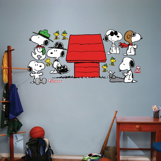 Snoopy Collection REALBIG Wall Decal