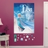 Snow Queen Elsa Mural REALBIG Wall Decal