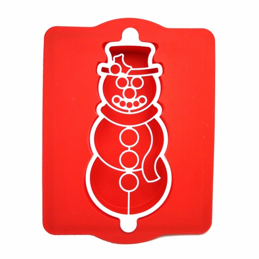 Snowman Shaped Cake Pan