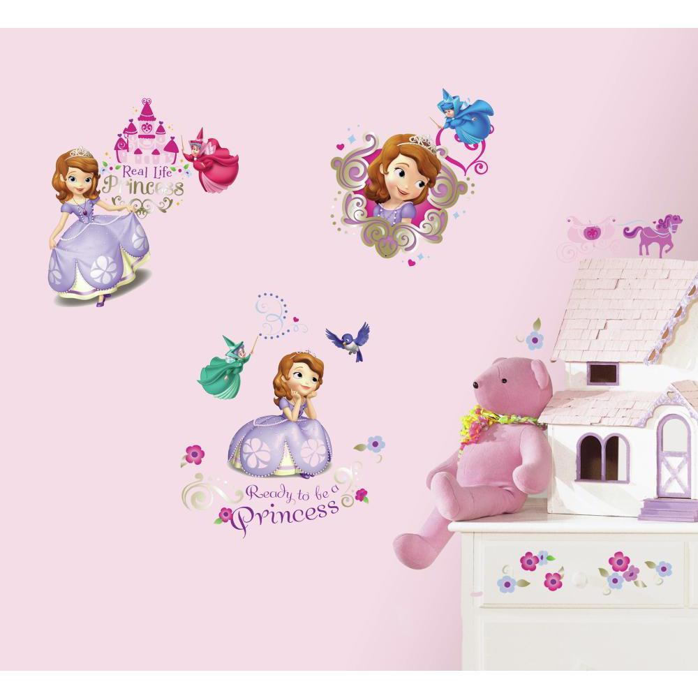 Sofia the First Decal