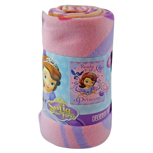 Sofia The First Fleece Throw Blanket Delectable Sofia The First Throw Blanket