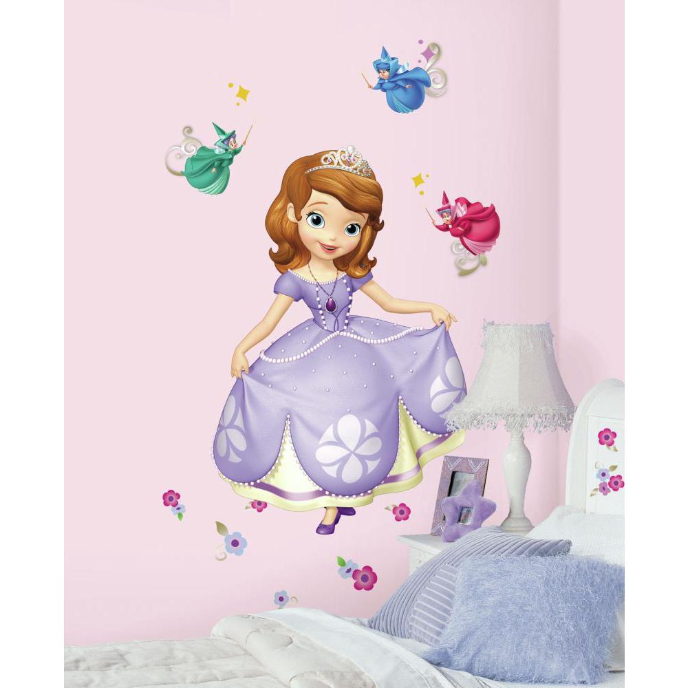 Sofia the First Giant Decal
