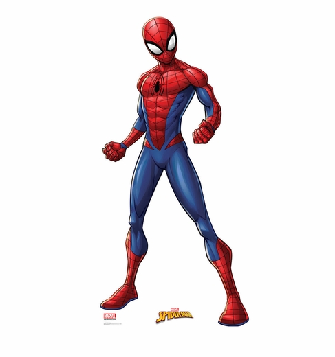 Spider Man Marvel Comics Cardboard Cutout