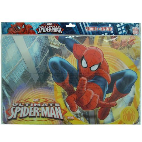 Spiderman Table Placemat