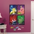 SpongeBob Movie Portraits Collection Wall Decal