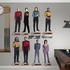 Star Trek: The Next Generation Wall Decal