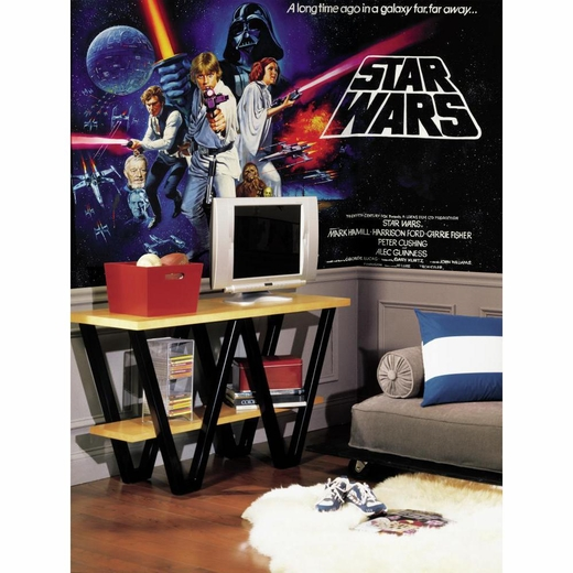 Star Wars Classic Chair Rail