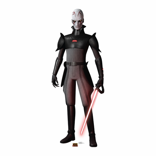Star Wars Rebels-The Inquisitor Cardboard Cutout