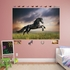 Stormy Skies Horse Mural REALBIG Wall Decal