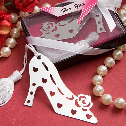Stylish Book Lovers Collection Shoe Bookmarks