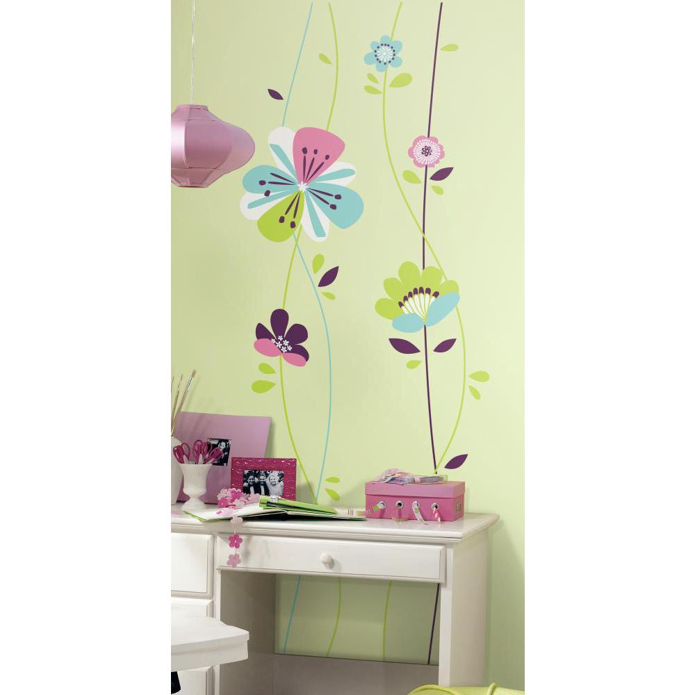 Sugar Blossom Giant Decal