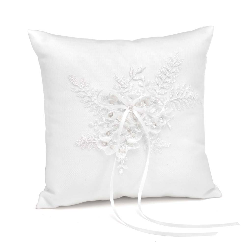 Sweetly Smitten  Ring Pillow