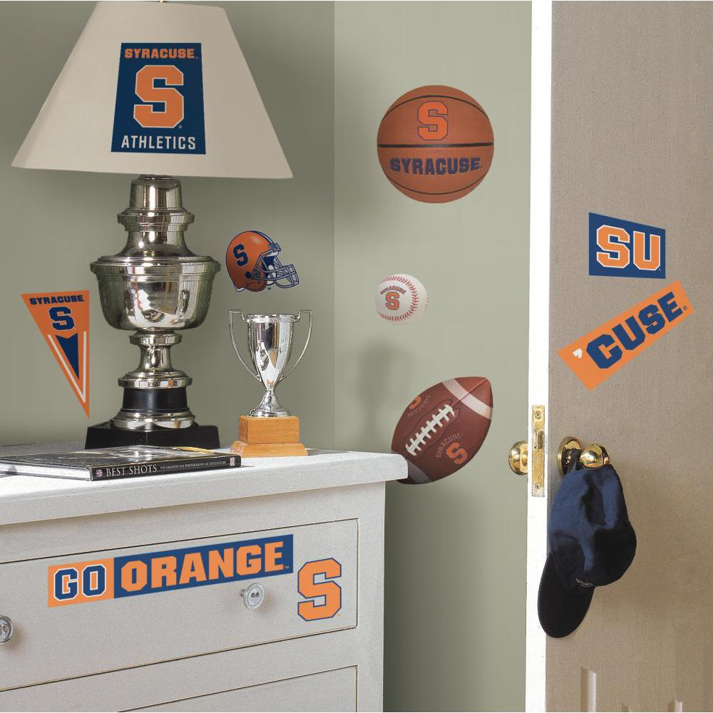 Syracuse University Peel And Stick Decal