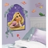 Tangled-Rapunzel Peel And Stick Giant Decal