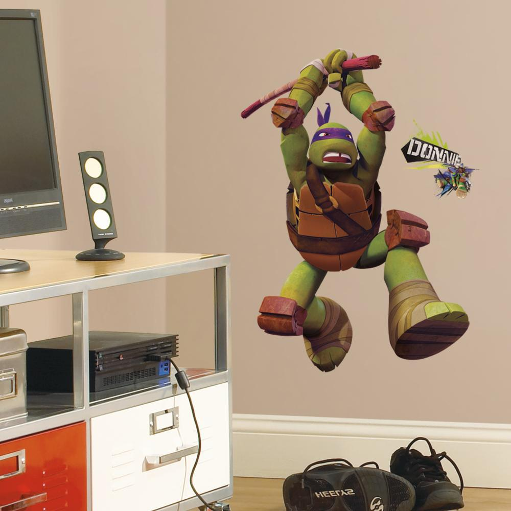 Teenage Mutant Ninja Turtles Don Giant Decal