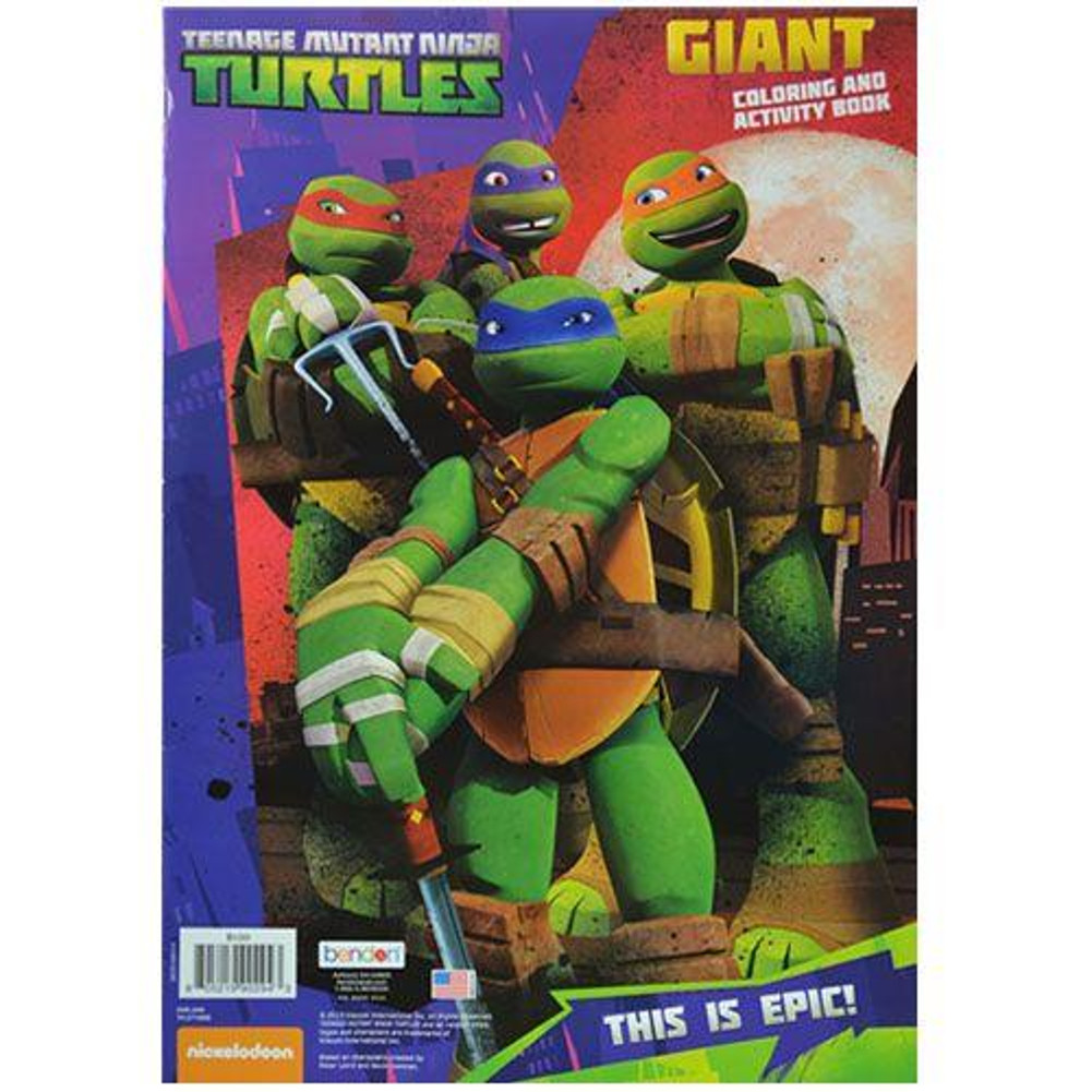 Tmnt Art And Crafts Supplies