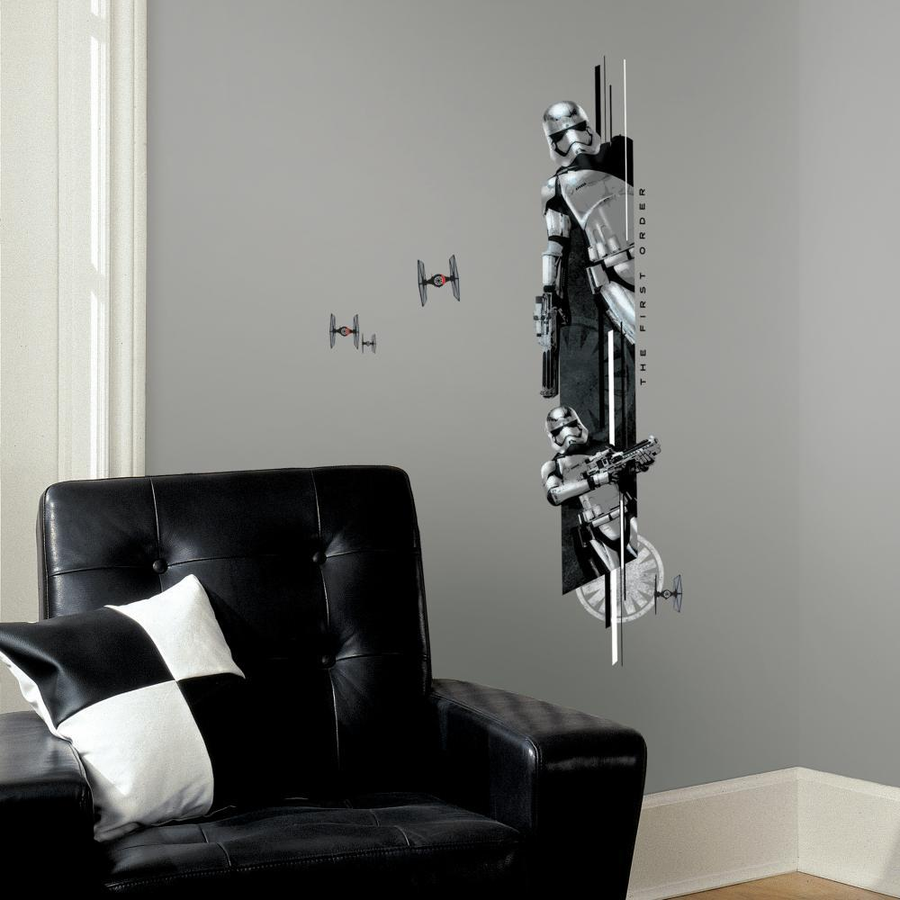 The Force Awakens Captain Phasma Wall Decal