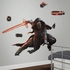 The Force Awakens Kylo Ren Giant Wall Decal