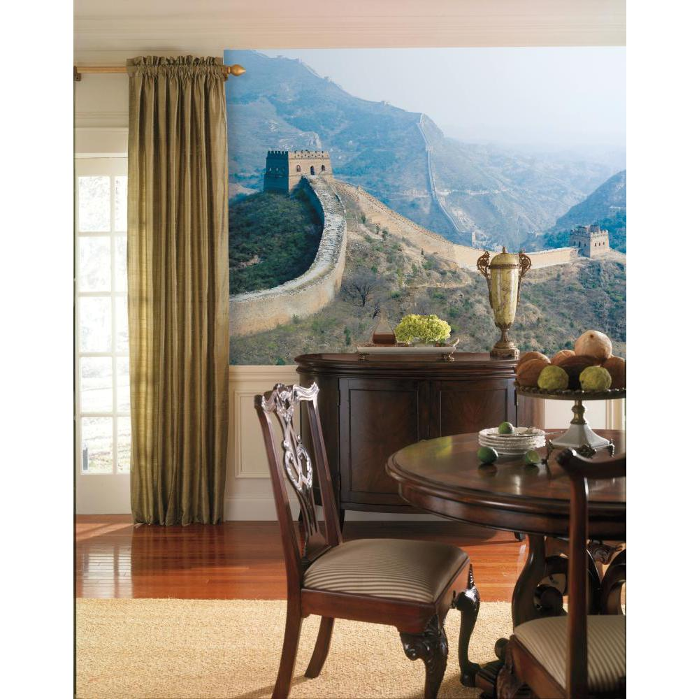 The Great Wall Chair Rail