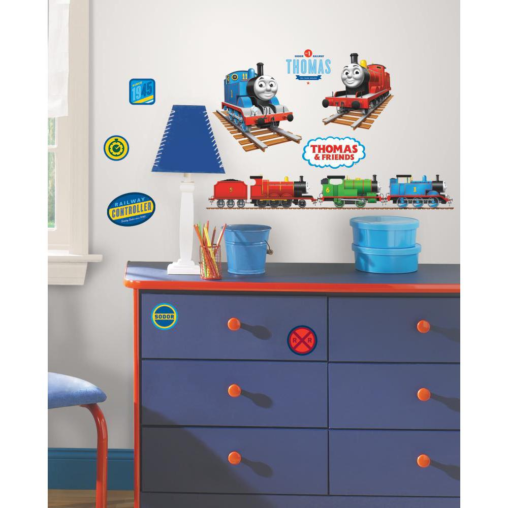 Thomas the Tank Engine Peel And Stick Decal