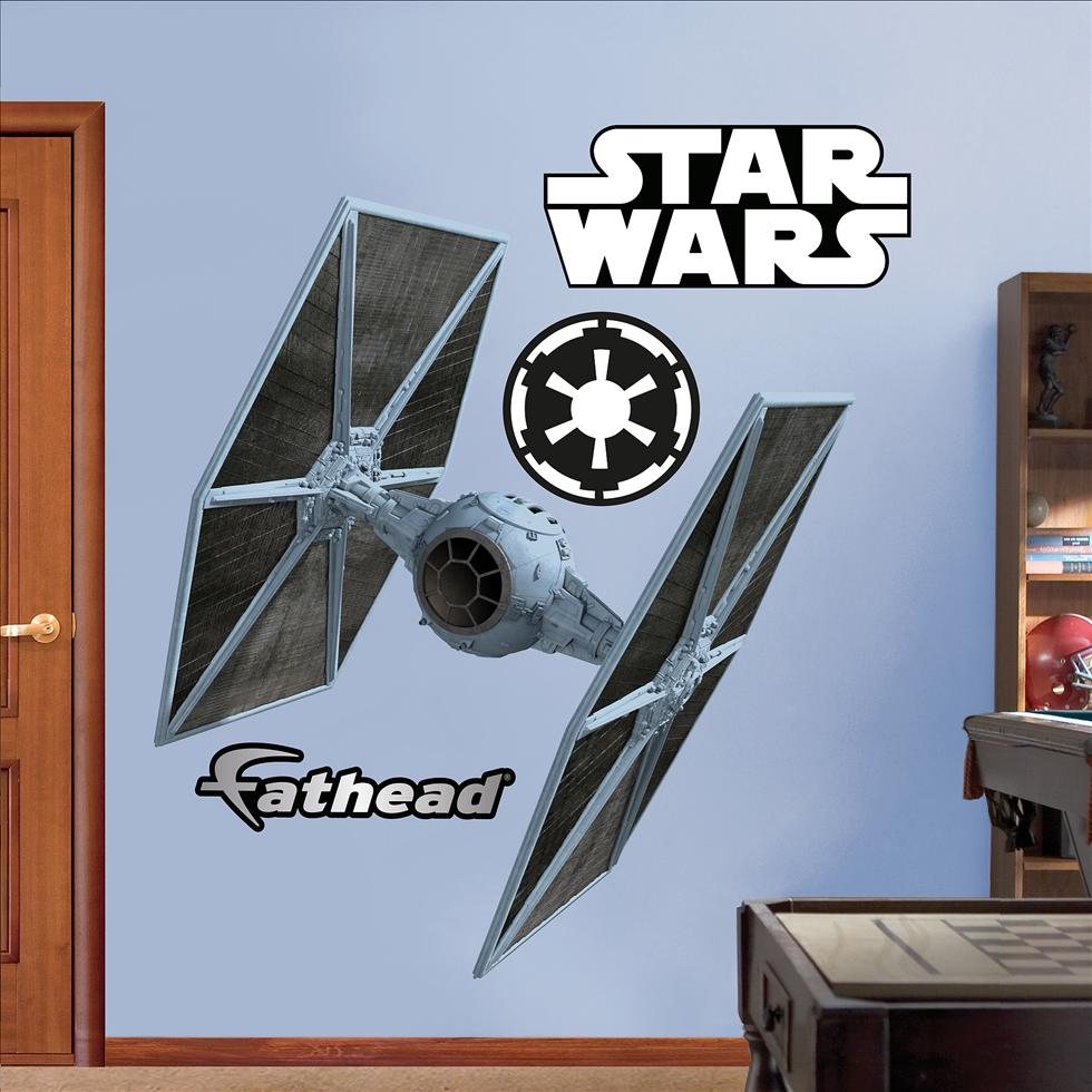 Tie Fighter-Fathead