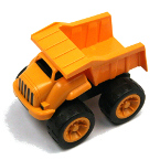 Toy Tractors, Trucks & Cars