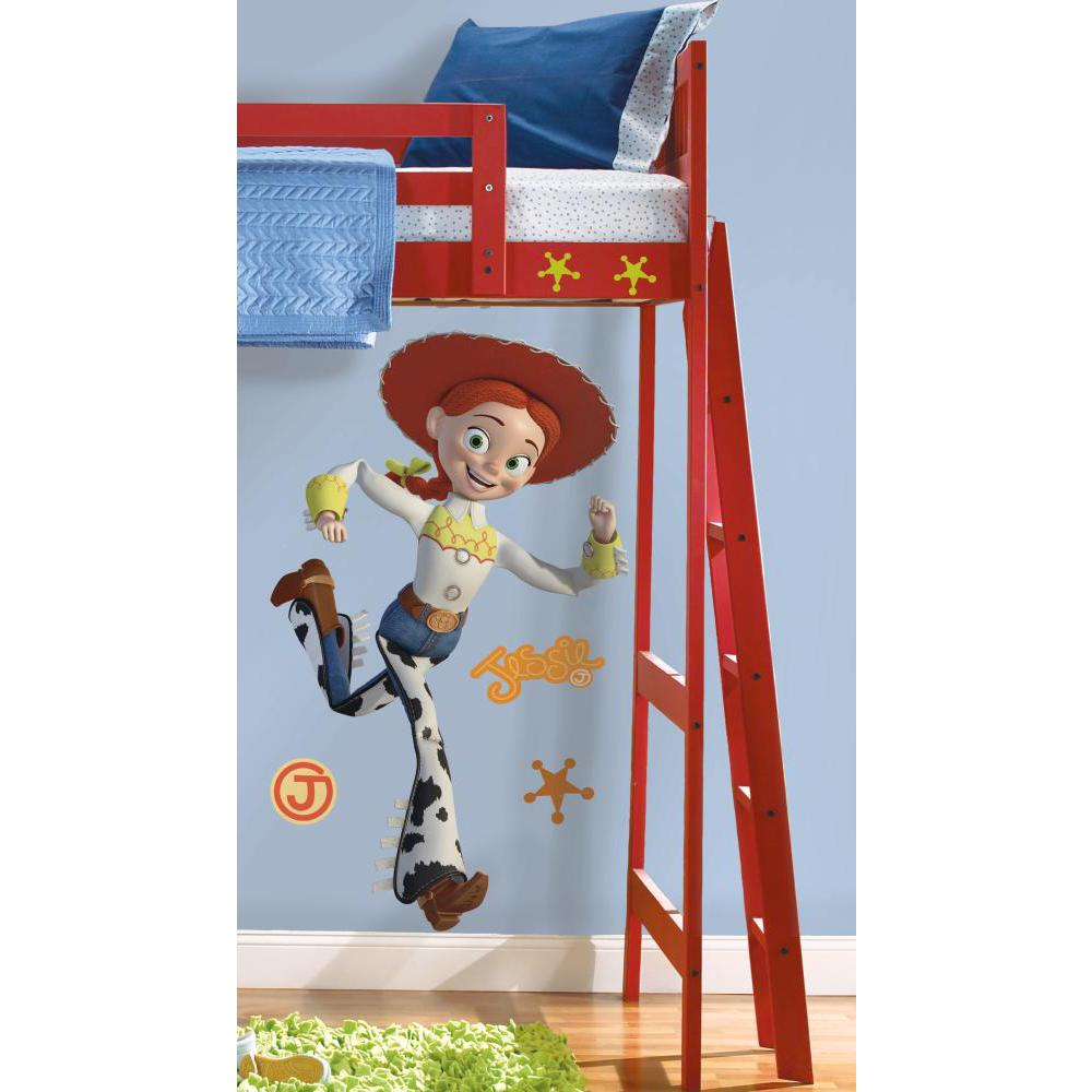 Toy Story Jessie Giant Peel And Stick Wall Decal
