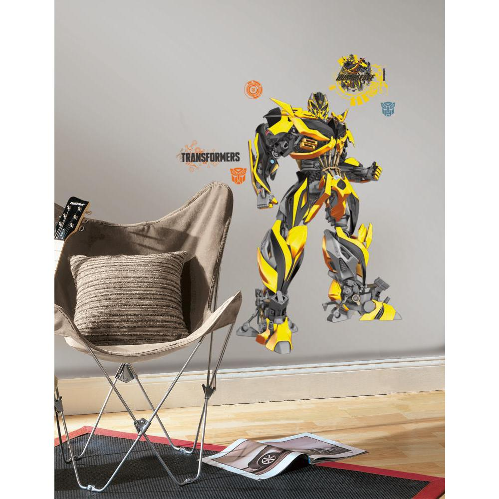 Transformers Age of Extinction Bumblebee Decal