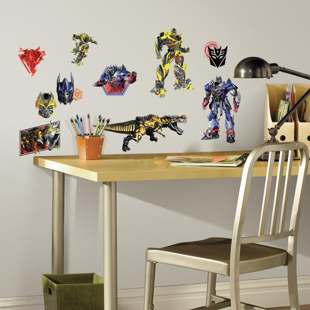 Transformers Age of Extinction Decal