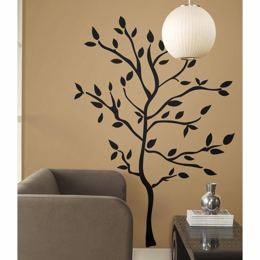Tree Branches Peel And Stick Decal