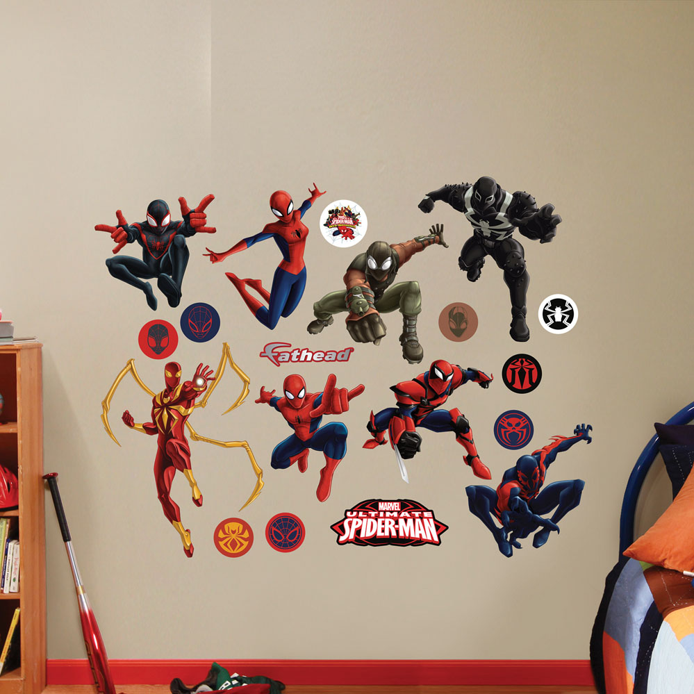 Ultimate Spider-Man Web Warriors Collection