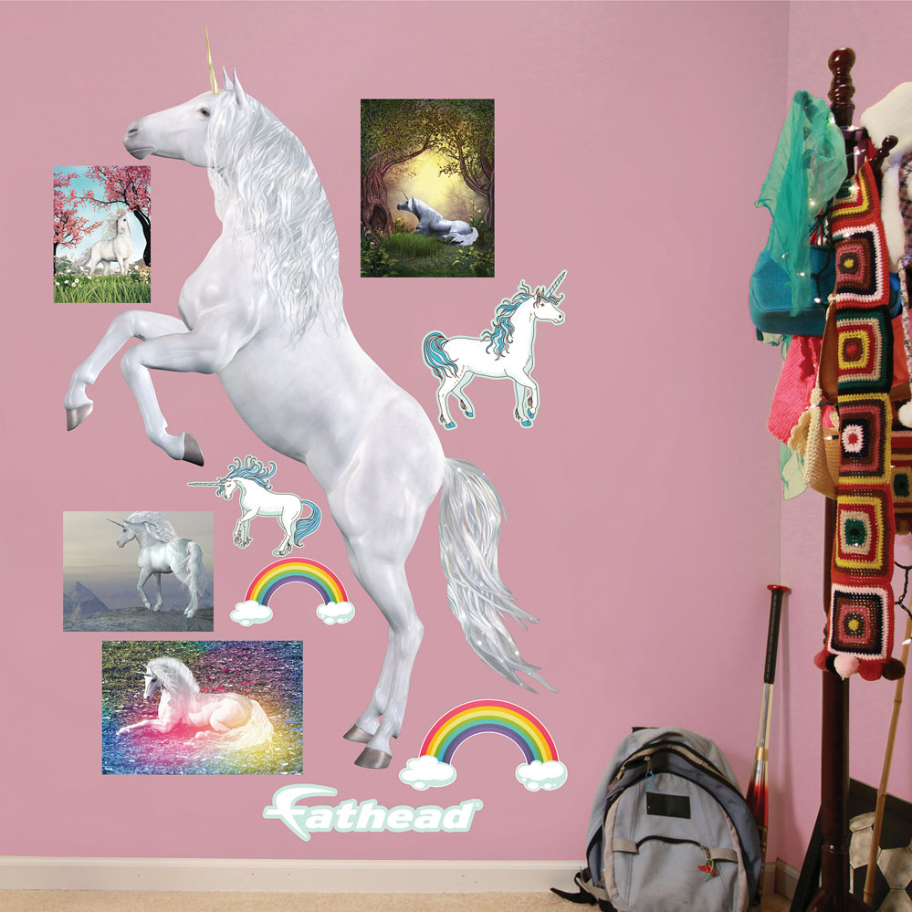 Unicorn REALBIG Wall Decal