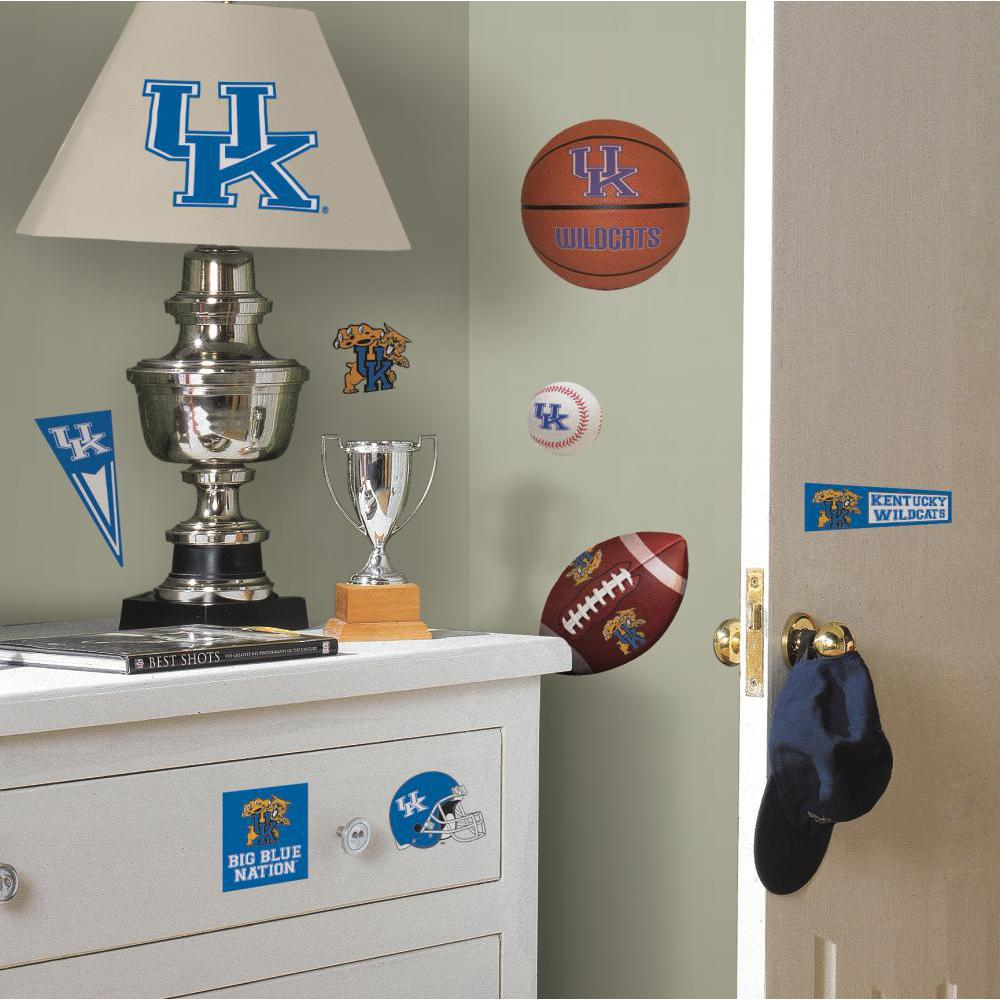 University of Kentucky Peel And Stick Decal