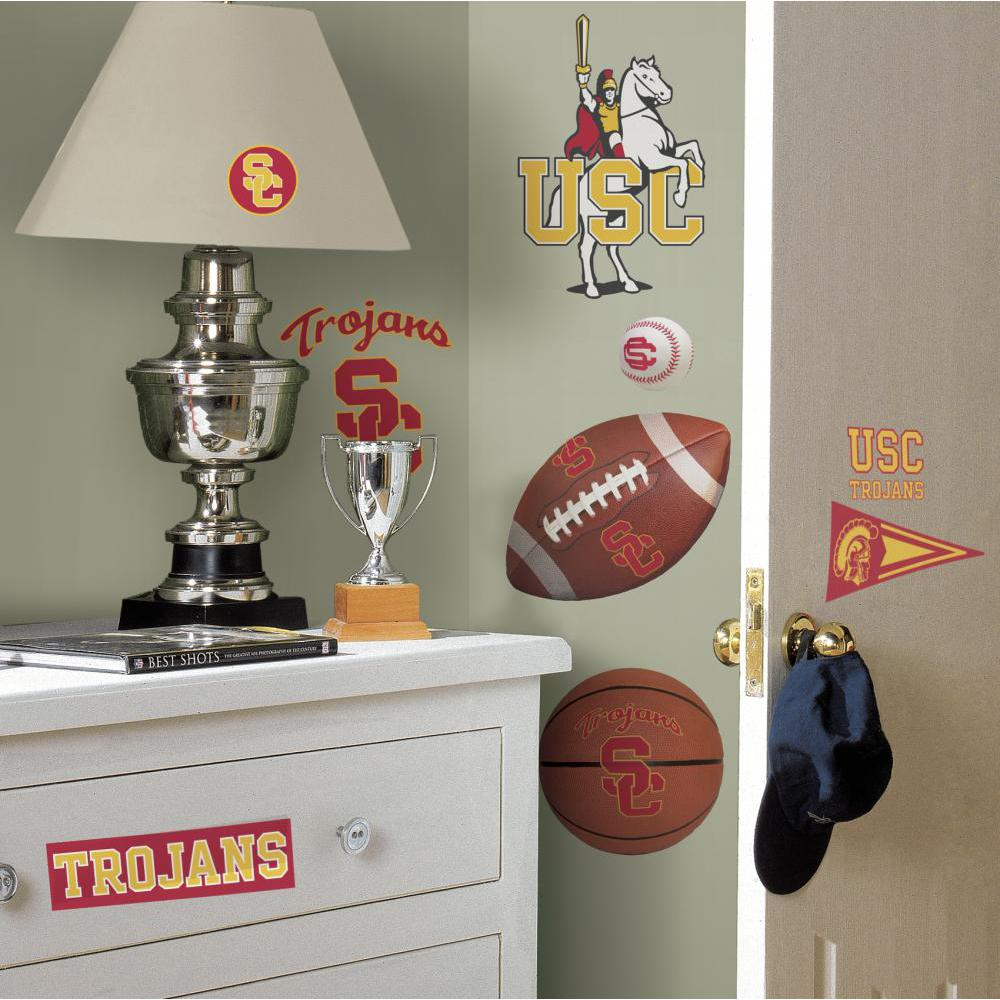 University of Southern California Decal