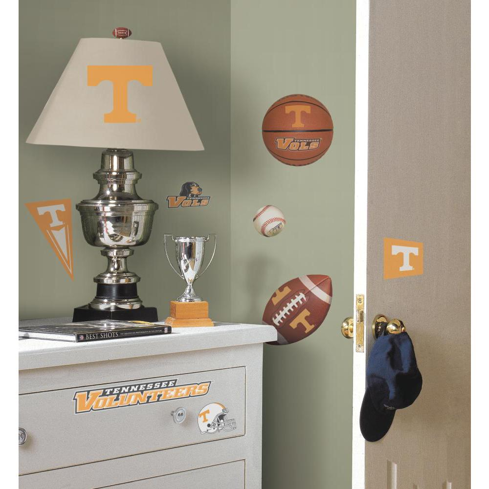 University of Tennessee Peel And Stick Decal