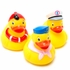 Weighted Ducks With Hats